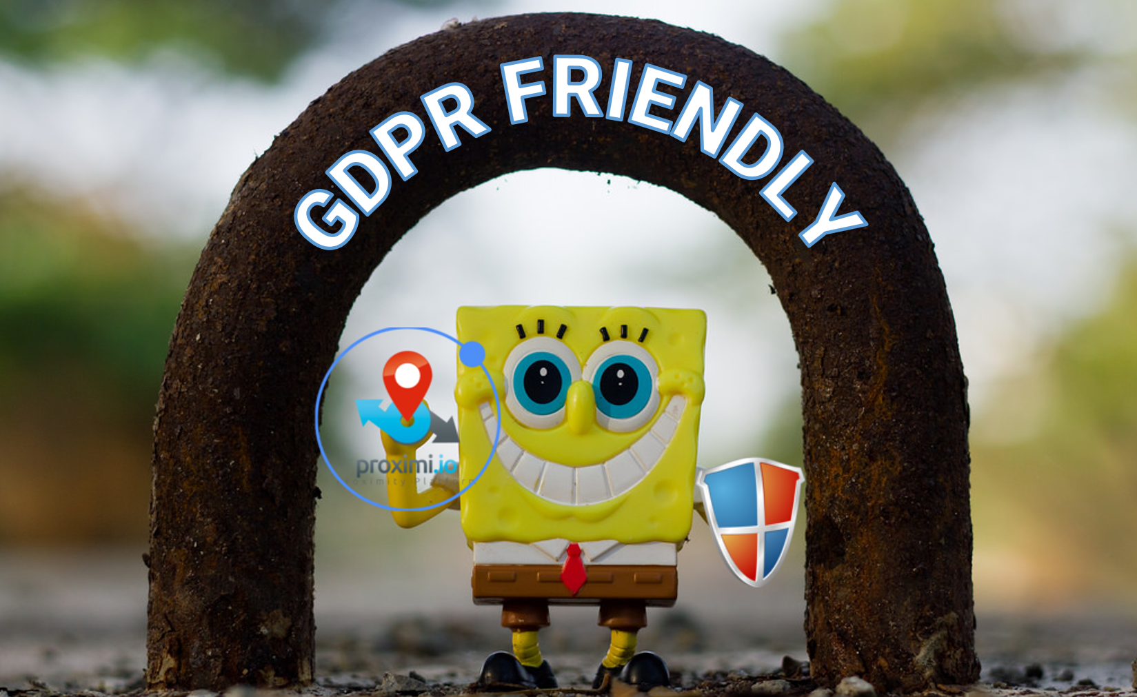 TRACKING LOCATION GDPR-FRIENDLY